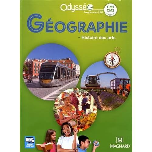 Géographie CM1-CM2