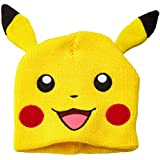 Bonnet 'Pokémon' - Pikachu avec Oreilles