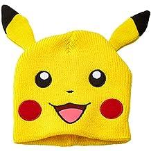 BIO - Gorro lana  Pokemon - Pikachu con orejas