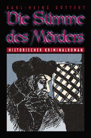 Emons Die Stimme des Mörders: Historischer Kriminalroman