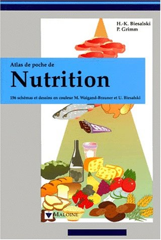 Atlas de poche de nutrition