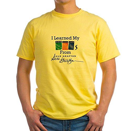 CafePress - I Learned My Abcs T-Shirt - 100% Cotton T-Shirt