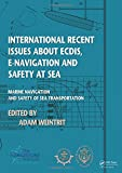 International Recent Issues about ECDIS, e-Navigation and Safety at Sea: Marine Navigation and Safety of Sea Transportation