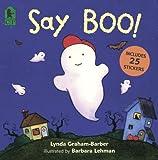 Say Boo!: A Sticker Book