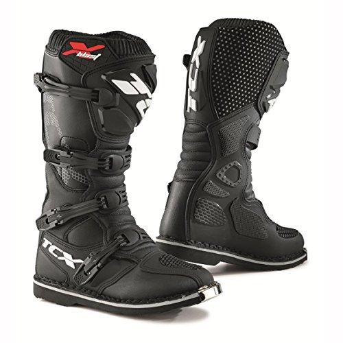 Tcx bottes moto cross x blast noir 39 noir - Noir