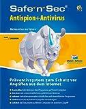 Safe'n Sec - Antispion + Antivirus