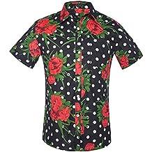 Amazon.es  Camisas Manga Corta Hombre 5413106d4aaa9