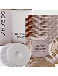 Bio Performance Shiseido Super Exfoliating Disc 8 Disk by Shiseido