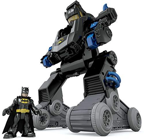 Zoom IMG-1 mattel imaginext batman bat bot