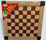 Annie 2 - in - 1 Chess N Ludo, Multi Col...