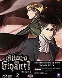 L' Attacco Dei Giganti - Stagione 02 #02 (Eps 30-33) (Ldt Ed) (Blu-Ray+Dvd)
