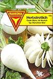 Herbstrettich, Münchner Bier, Rettich, Samen für ca. 4 lfm.