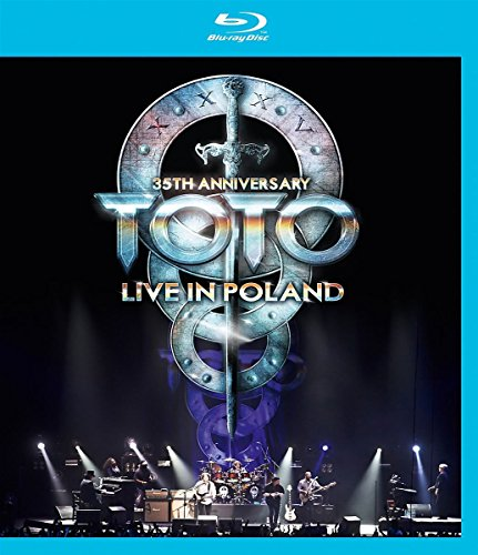 Bild von TOTO: 35th Anniversary Tour-Live in Poland [Blu-ray]