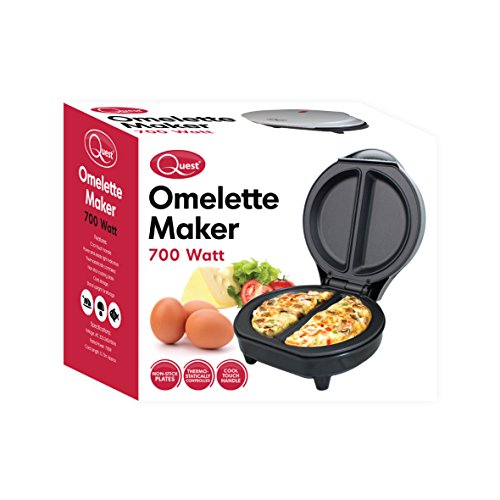 quest-non-stick-cool-touch-dual-omelet-maker-700-w