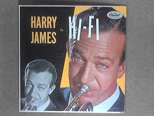 Harry James In Hi-fi LP (Harry James Hifi)