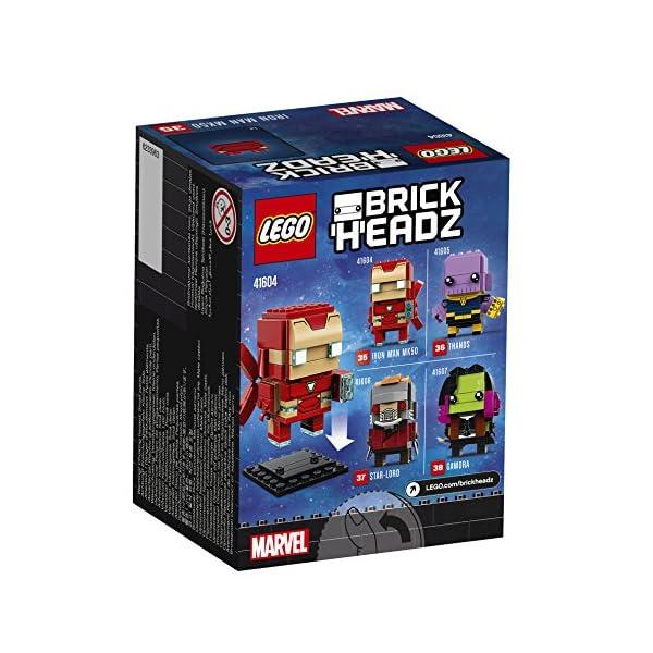 LEGO BrickHeadz - Iron Man MK50 (41604) 4