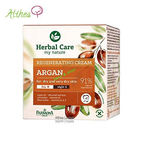 farmona Herbal Care Huile d'Argan 50 ml Peaux Très Sèches