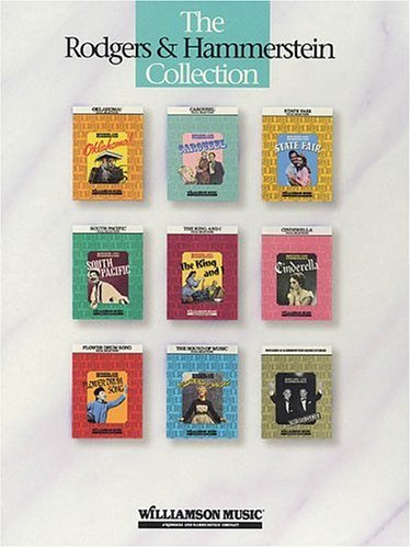 The Rodgers and Hammerstein Collection Boxed Set (Musicals-box-set Broadway)