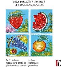 Astor Piazzolla: 4 Estaciones Portenas, Tangos
