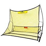 PodiuMax Portable 2 in 1 Football Rebounder |6 x 4.7 ft, Football Hands-Free