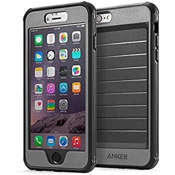 IPhone 6s Plus Case Anker Ultra Protective With Built In Clear Screen Protector For 6 55 Inch Drop Tested