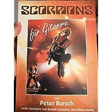 Scorpions für Gitarre