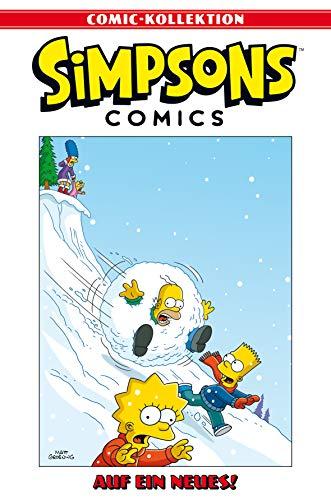 Simpsons Comic-Kollektion: Bd. 21: Auf ein Neues!