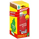 Wunder-Baum 134209/24 Lufterfrischer 24-er Box Erdbeeren