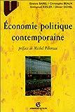 Economie politique contemporaine - Armand Colin - 15/10/1999