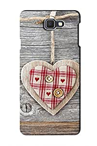 SRS Wood Love Lite Colour 3D Back Cover for Samsung Galaxy On7 2016