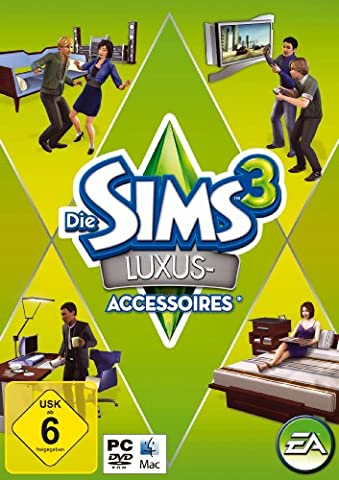Die Sims 3: Luxus (Accessoires) (Pc The Sims 3)