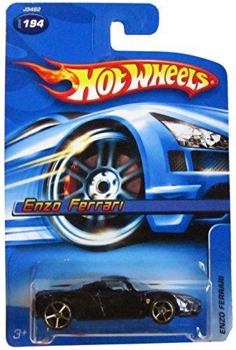 2006 Hot Wheels Enzo Ferrari Black #194/223 by Hot Wheels
