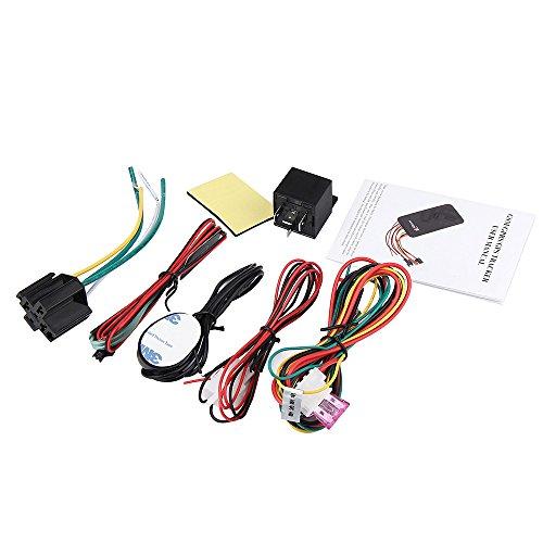 Preisvergleich Produktbild Tonsee GT06 Realtime GPS GPRS Auto Fahrzeug Tracker Locator Diebstahlschutz SMS Tracking Alarm