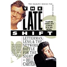 The Late Shift: Letterman, Leno and the Network Battle for the Night