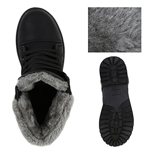 Stiefelparadies, Femme Noir Bottes