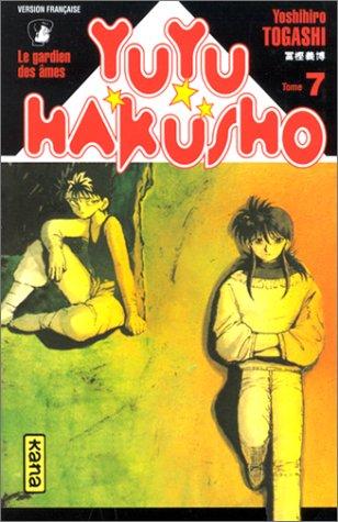Yuyu Hakusho : Le Gardien des âmes, tome 7