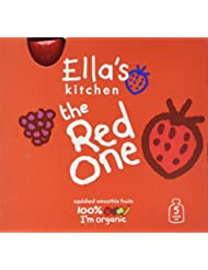 Ella's Kitchen The Red One Fruit Smoothie Multi,  5 x 90g Packets