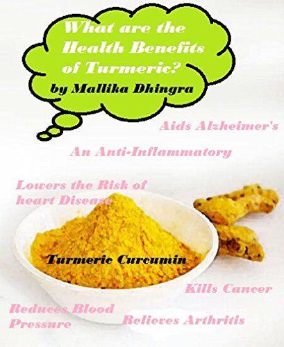 What are the Benefits of Turmeric?: Curcumin Health Benefits, Side Effects - It\'s Uses & What is it Good for? Arthritis, Skin, Pain, Cancer, Heartburn, ... Inflammation & Much More! (English Edition)