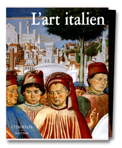 L'Art italien, coffret par Philippe Morel