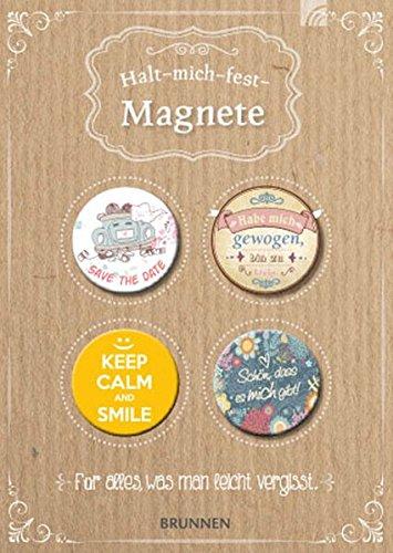 Magnet-Set christliche Symbole