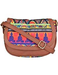All Things Sundar Women Sling Bag / Cross Body Bag - S01 - 56