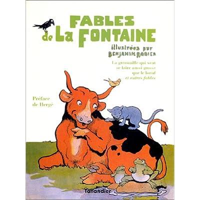 Rowan Clancy Pdf Fables De La Fontaine La Grenouille Qui Veut Se