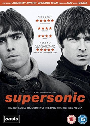 Oasis - Supersonic [Edizione: Regno Unito]