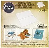 Sizzix Zubehör, Dimensionale Schneideplatte von Tim Holtz inspiriert, Mehrfarbig