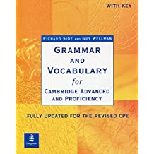 Grammar & Vocabulary CAE & CPE Workbook With Key New Edition (Grammar and Vocabulary)