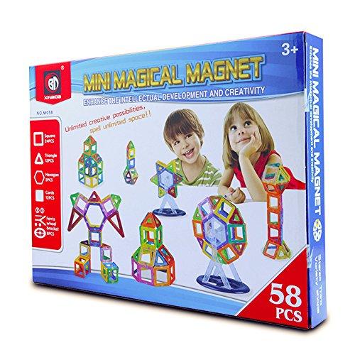 bearoom-magnetic-building-blocks-bricks-kit-3d-diy-educational-construction-stacking-toys-58pcs-set