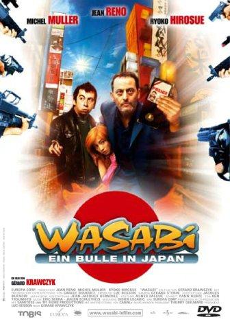 Bild von Wasabi - Ein Bulle in Japan