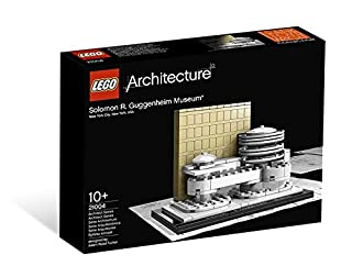 LEGO Architecture Solomon R. Guggenheim Museum (21004) [Toy] (japan import) (B002HFHFCC) | Amazon price tracker / tracking, Amazon price history charts, Amazon price watches, Amazon price drop alerts