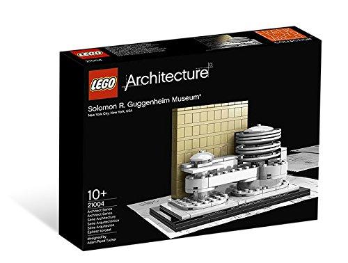LEGO レゴ Architecture 第5弾 グッゲンハイム美術館 Solomon R. Guggenheim Museum フランク・ロイド・ライト [21004]【海外限定発売】