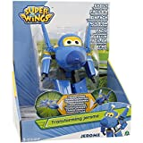 Giochi Preziosi – Super Wings Figurine Transformable articulé, 12 cm